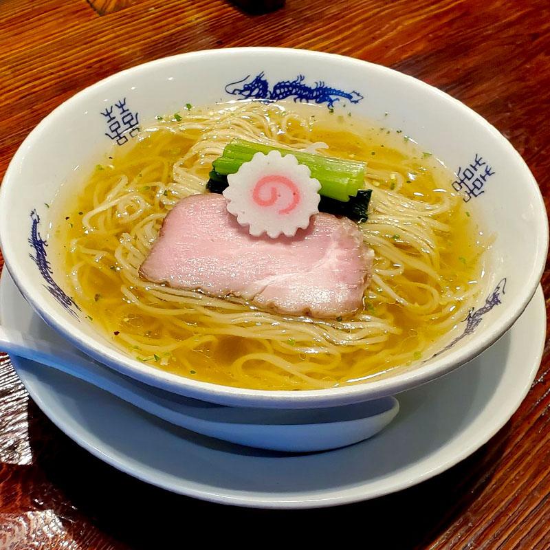 【お取り寄せグルメ】中華蕎麦にし乃 山椒そば  ビブグルマン 冷凍ラーメン