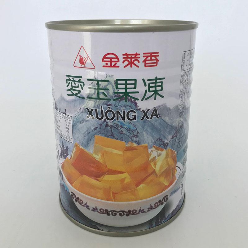 友盛 台湾 愛玉風ゼリー 540g 3号缶