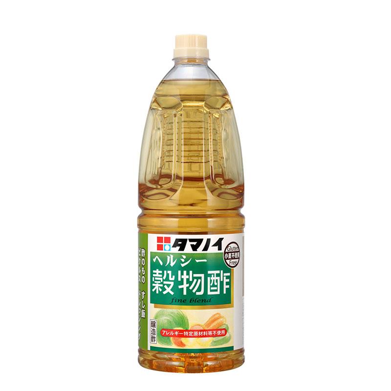 タマノイ ヘルシー穀物酢1.8L
