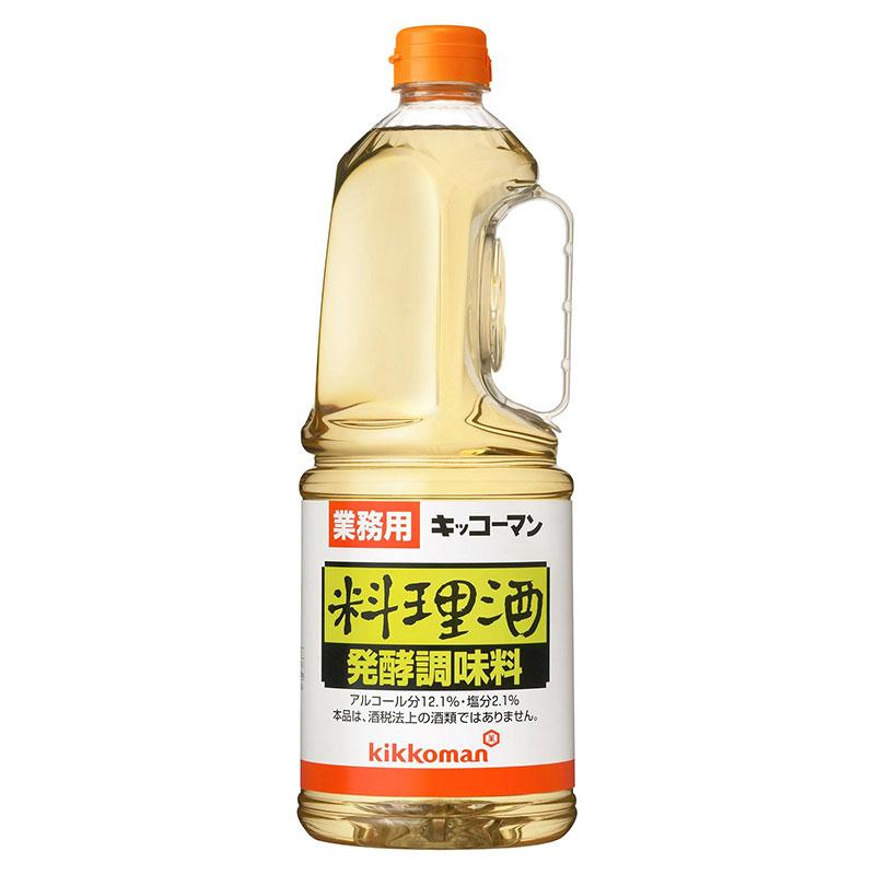 キッコーマン 発酵調味料 料理酒 1.8L