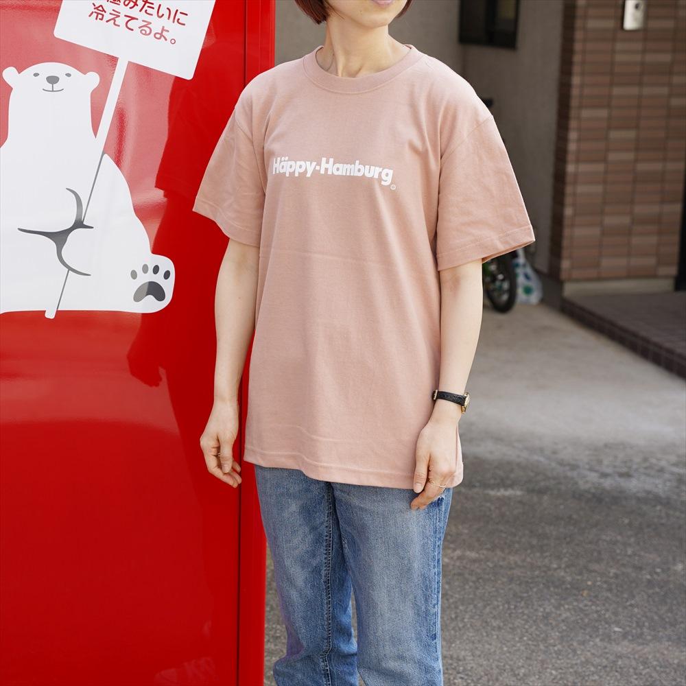 アイスクリームTシャツ 【アプリコット】