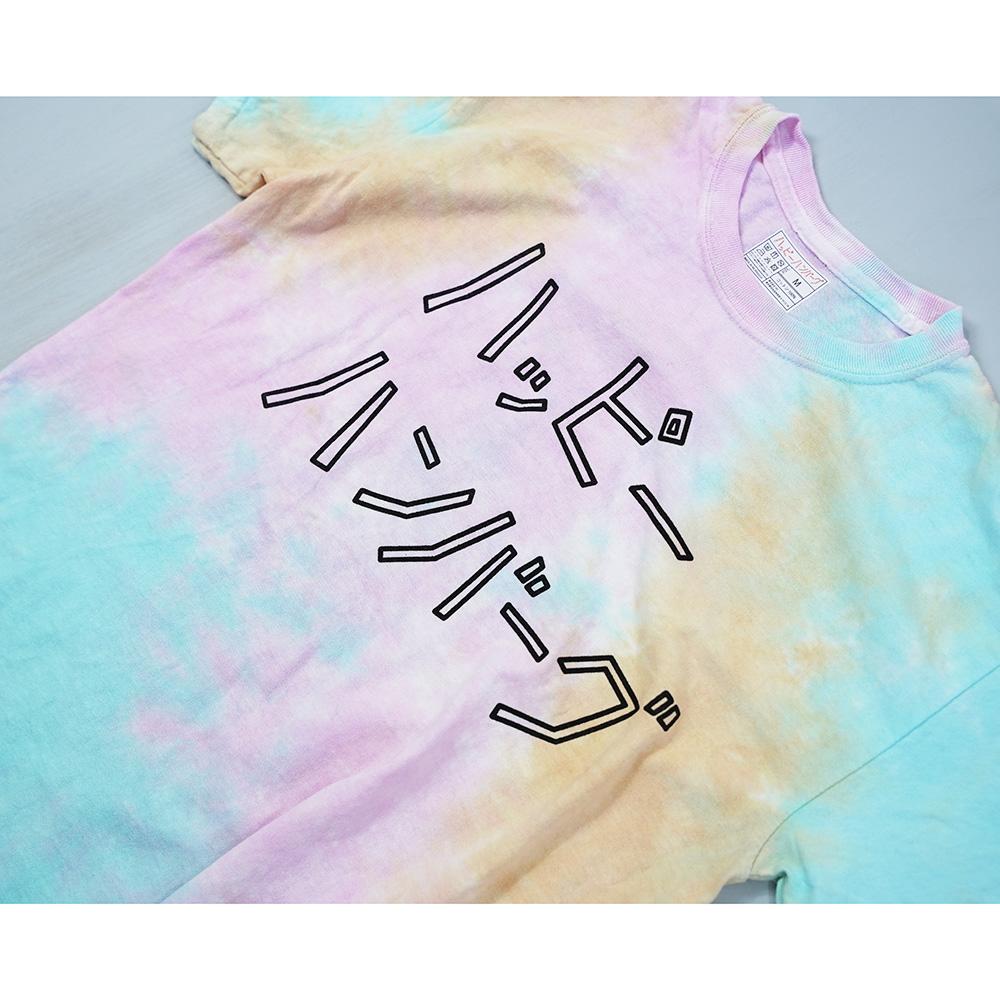 タイダイロゴTシャツ 【アメリカンマシュマロ】