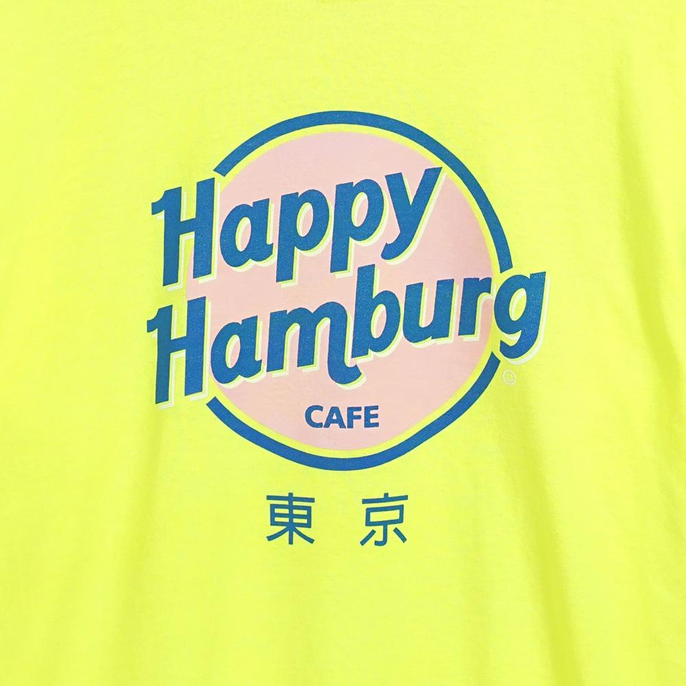 ハッピーハンバーグ CAFEロンT 【ネオンイエロー】