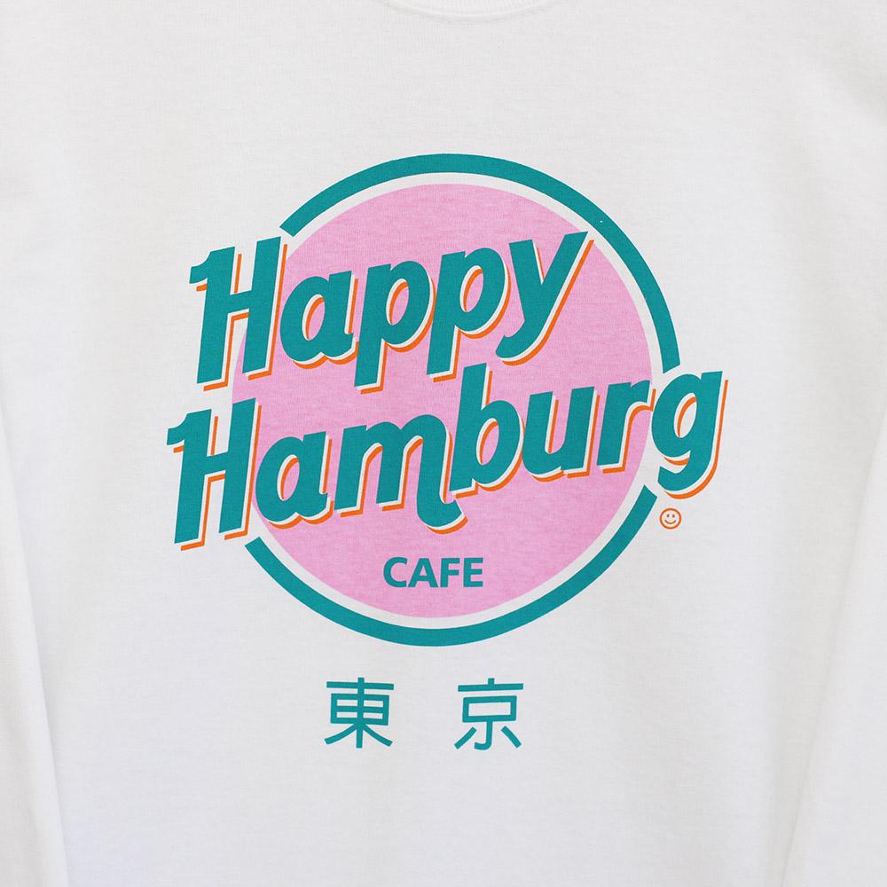 ハッピーハンバーグ CAFEロンT 【ホワイト】