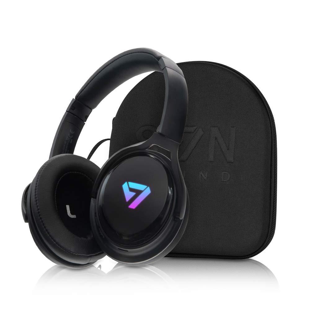 SVN Sound by Steve Aoki ワイヤレスオーバーイヤーヘッドフォン Neon100