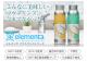 エレメンタ ナノシルバー マウスリンス アルカリ性 化学薬品不使用 驚くほど美味しい 最先端の口臭・虫歯予防 特大容量詰替パック 約2回分 1182ml (ハニースウィート味)