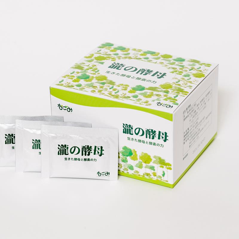 瀧の酵母 60包  【生酵母】 お徳用サイズ