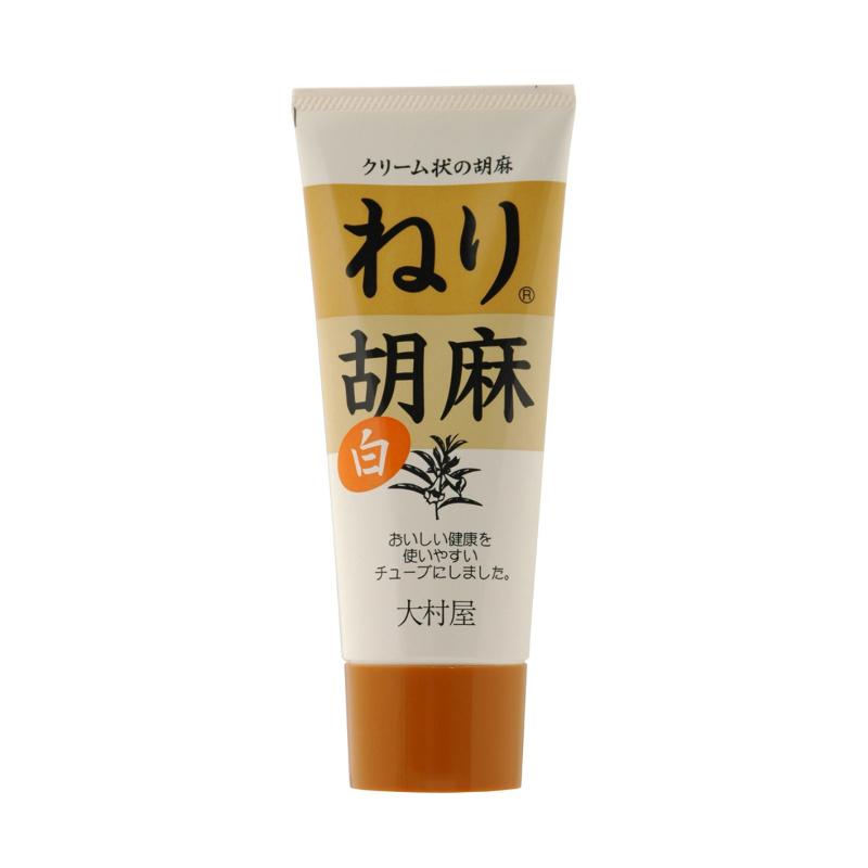 ねり胡麻チューブ入り〈白〉 (160g)