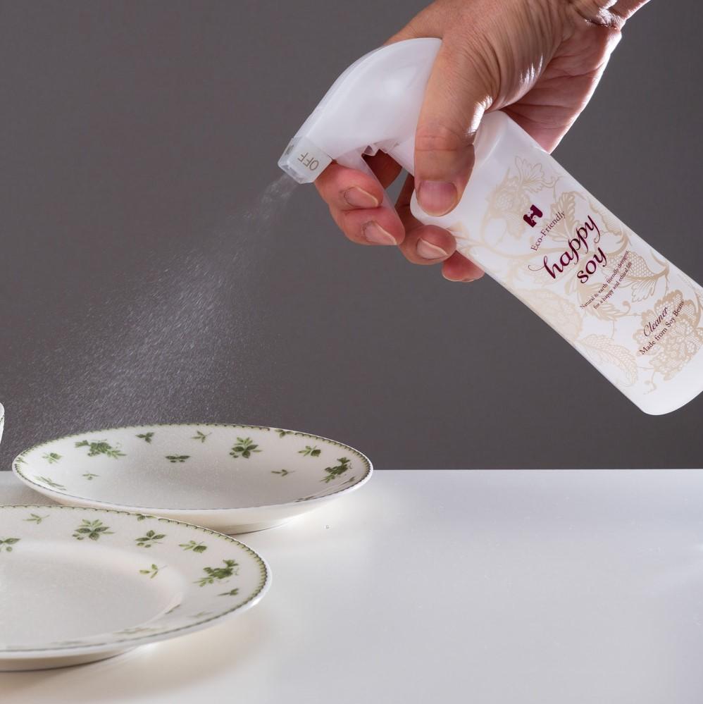 【除菌・洗浄・抗菌】 ハッピーソイ すまいの除菌スプレー300mL