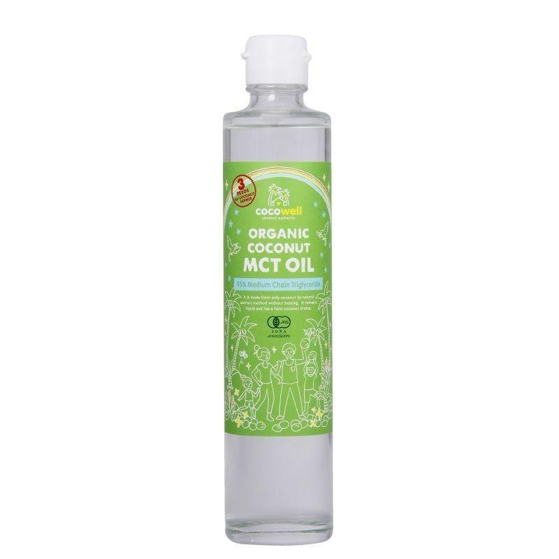 有機ココナッツMCTオイル (280g)