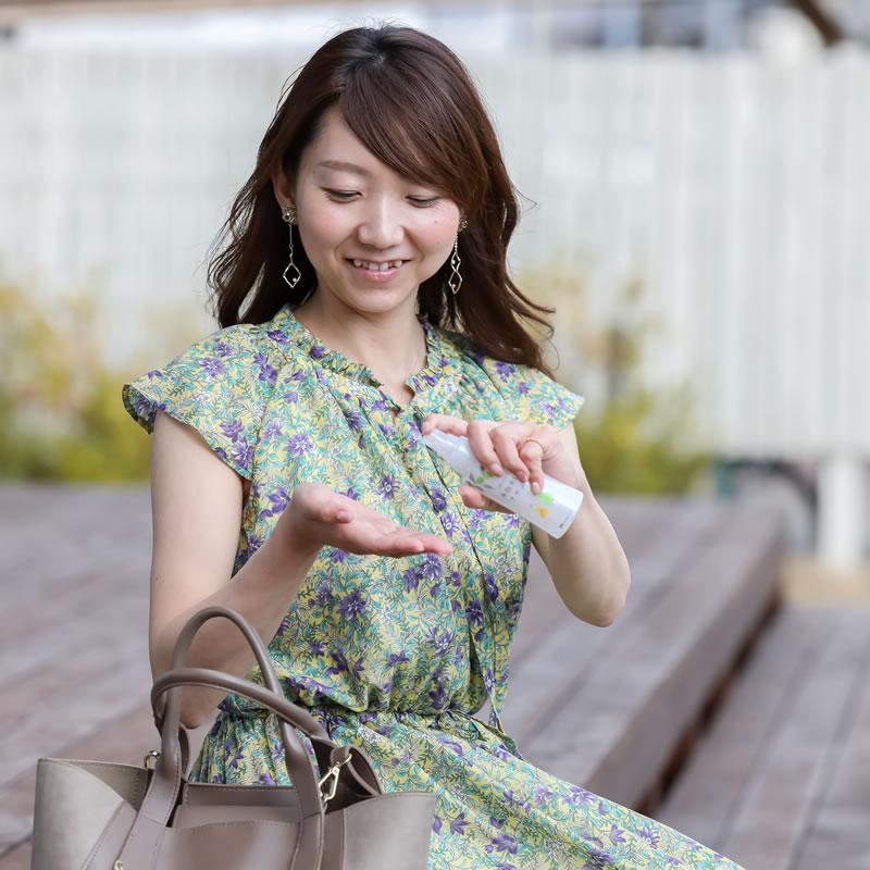 手指キレイナチュラ【詰替え】80mL