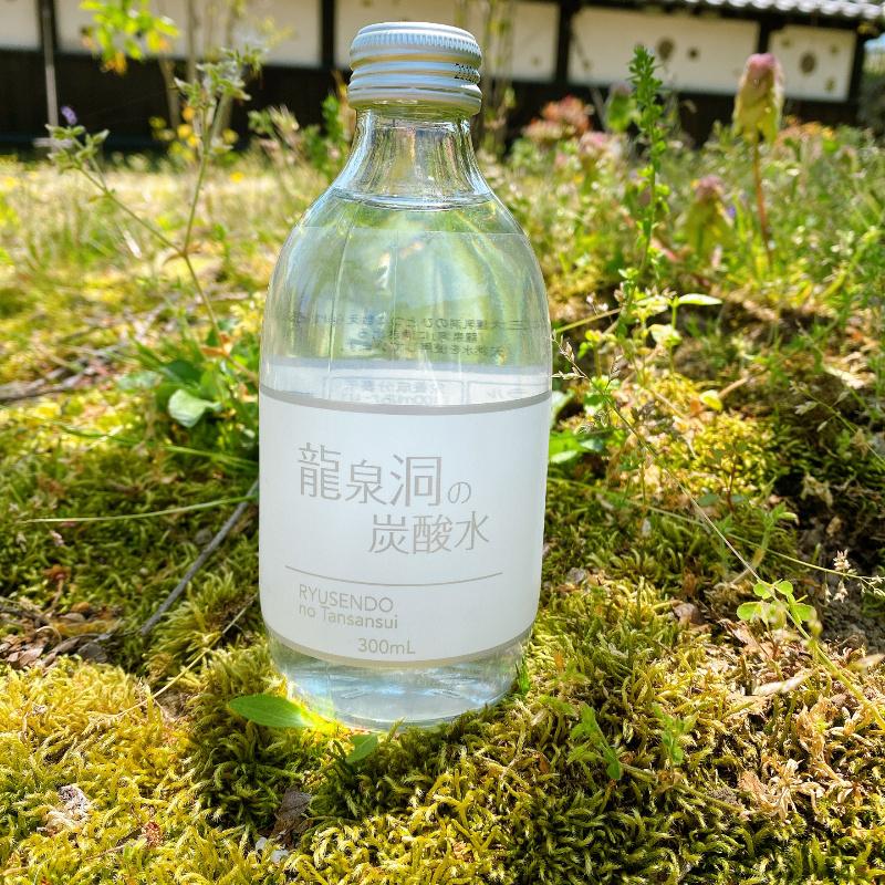 龍泉洞の炭酸水 300ml