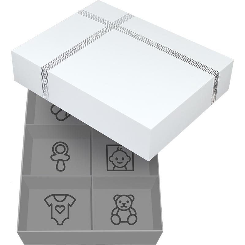 DOOKY 手形オーナメントキット メモリーボックス