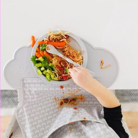 Herobility お食事スターターセット グレー