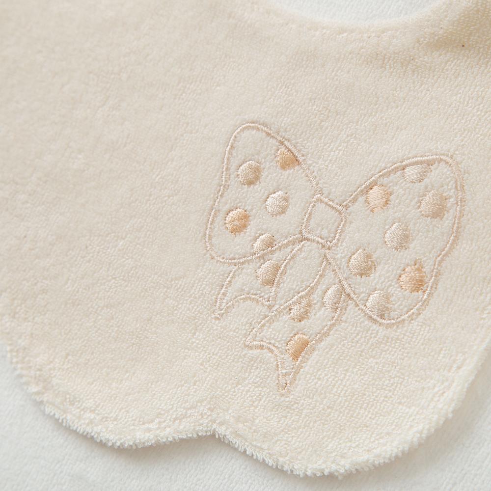 天使の糸 スタイ&フリフリオーバーパンツ プチギフト