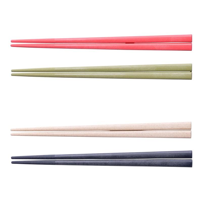 UNI-PELE 抗菌箸(S) グリーン16.0cm