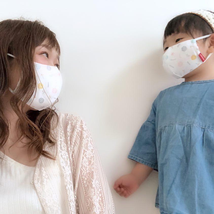 おやこマスク