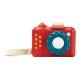 Plantoys 木のおもちゃ マイファーストカメラ