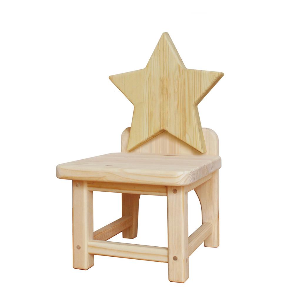 m.tree こども椅子 おほしさま