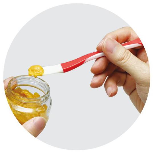angelette 離乳食 マッシャー&フィーディングスプーンセット