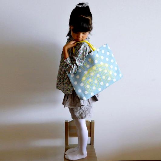 入園入学準備バッグ3点セット