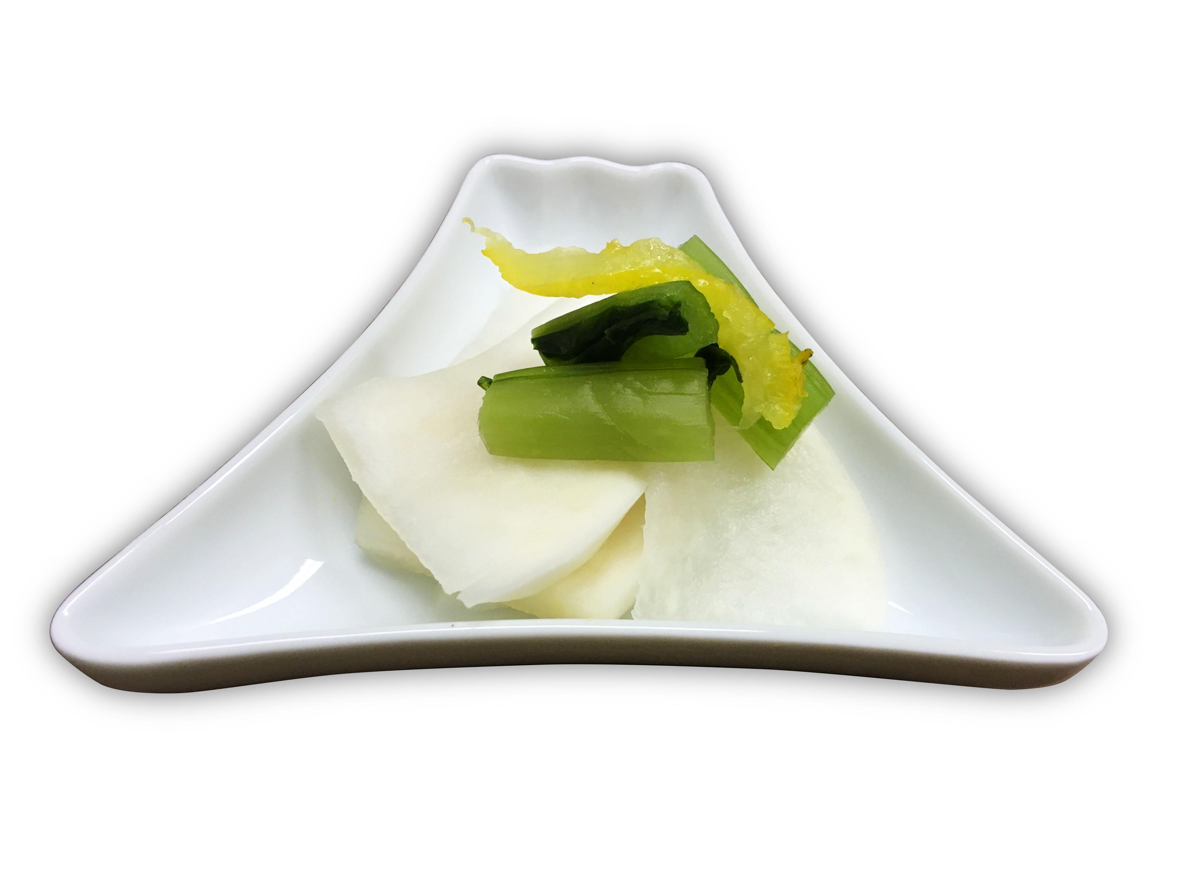 アッパレ お山の豆皿(4点セット)