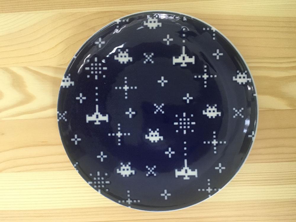 ピコピコゲーム皿(2点セット)