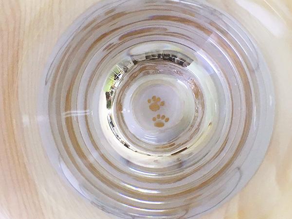 九谷和グラス ネコの休日(ペアグラス)【送料無料】