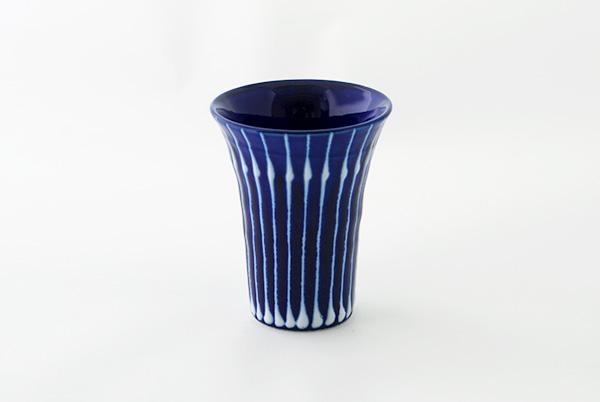 瑠璃紋様 アペリティフカップ(2点セット)