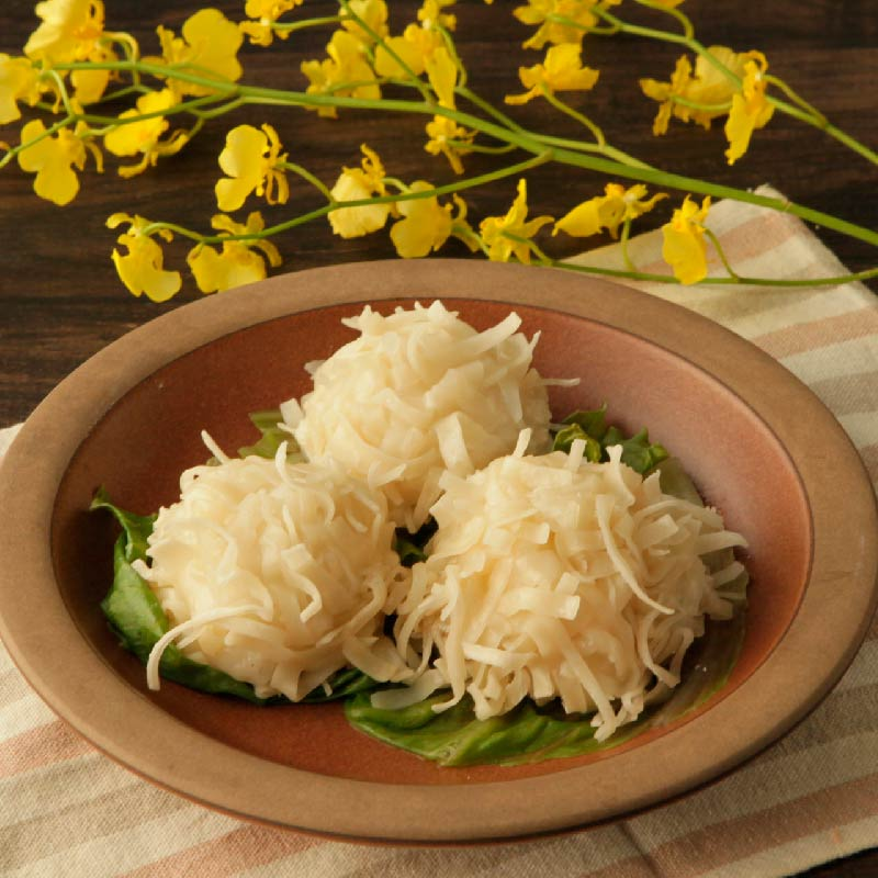 【日本料理店「きじま」特製惣菜】自家製いかしゅうまい 8個入
