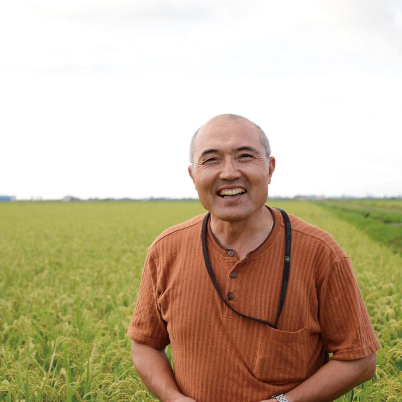 かかしの夢 自然栽培ササニシキ 白米  5 / 2 kg