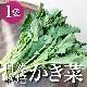 自然栽培かき菜 1袋