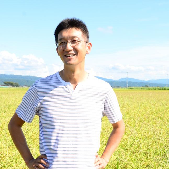 瑞穂のしらべ 自然栽培コシヒカリ 5kg / 2kg  白米/玄米