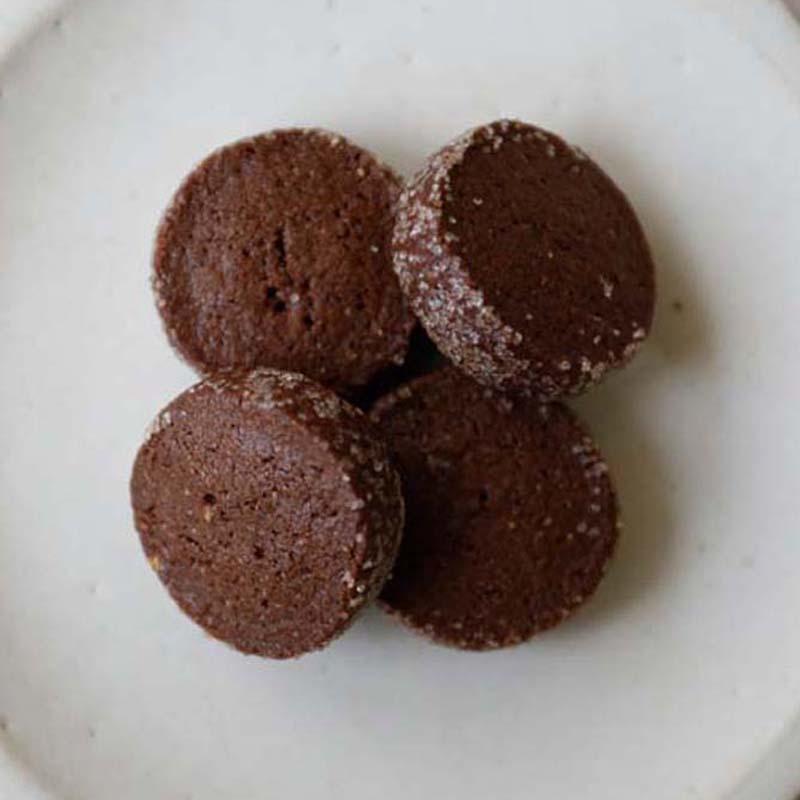 【5/22着まで】お菓子屋ヒュッゲ シナモンココアクッキー 4枚入