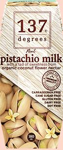 【Web限定】137degreesピスタチオミルク・ウォールナッツミルクお試しセット4種×各3本