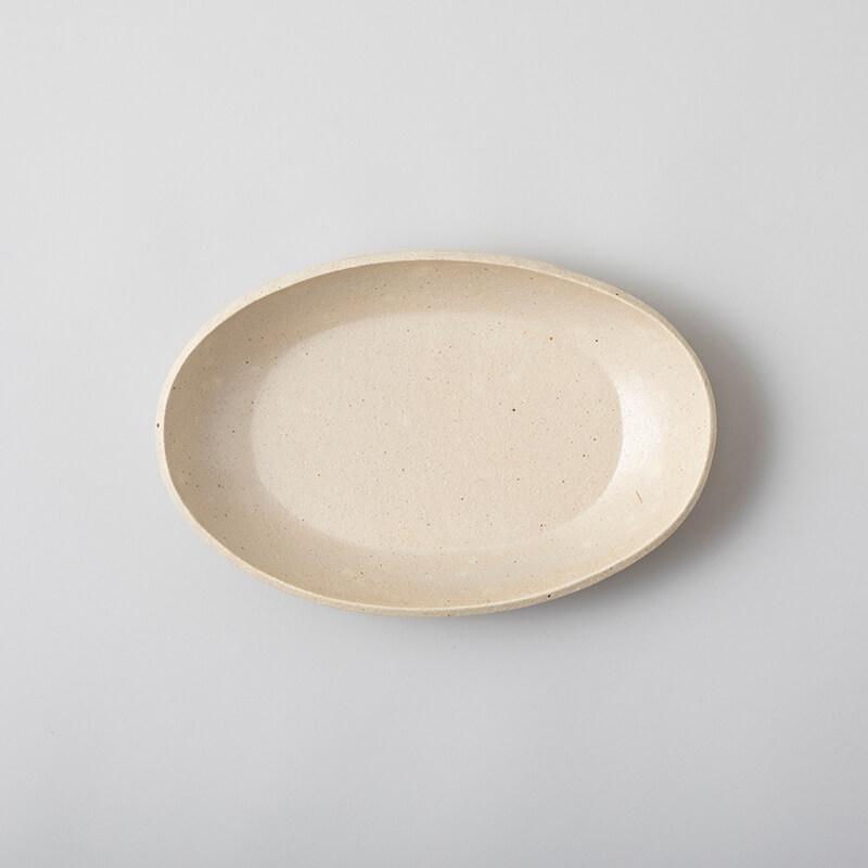 たたら 楕円皿 大