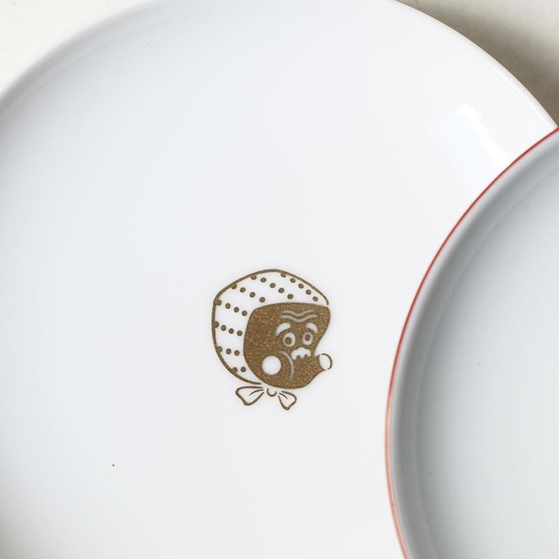紅白 小皿