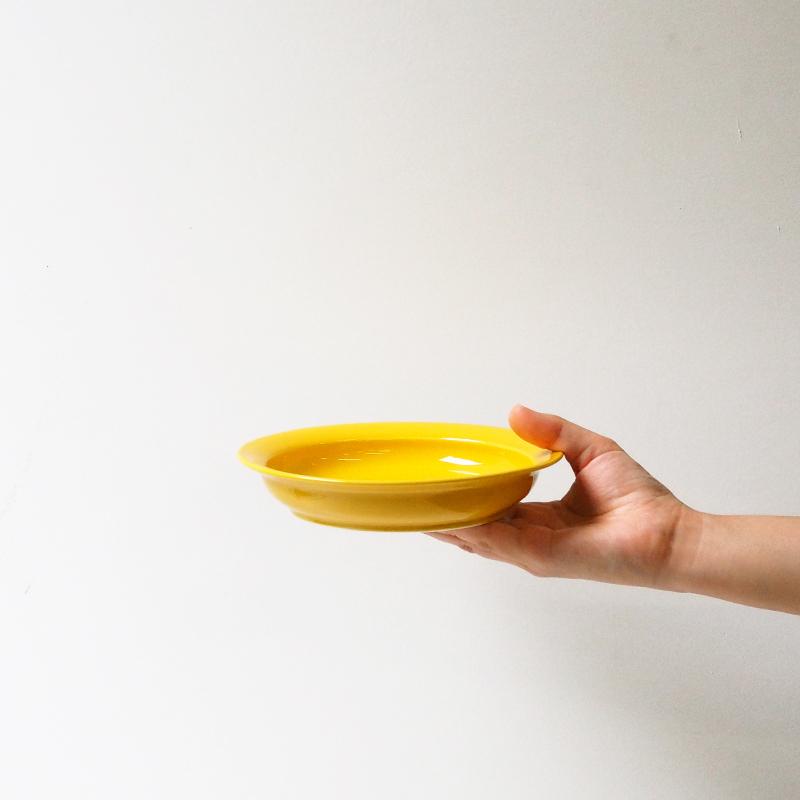 もぐもぐごっくん リム深皿