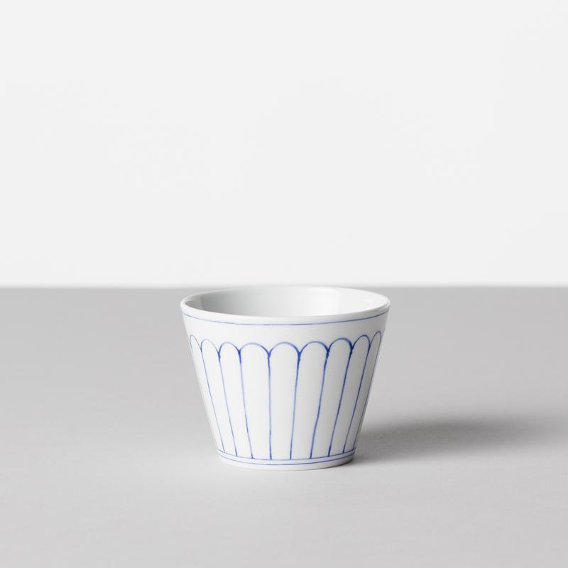 蕎麦猪口大事典 和文/青 そばちょこ