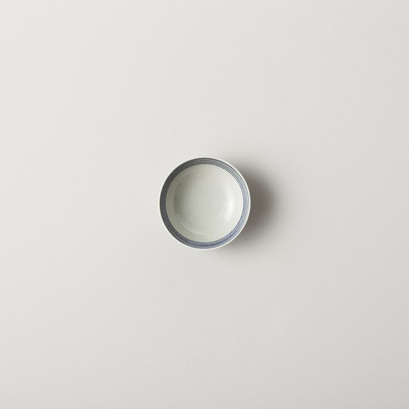 藍駒 小鉢