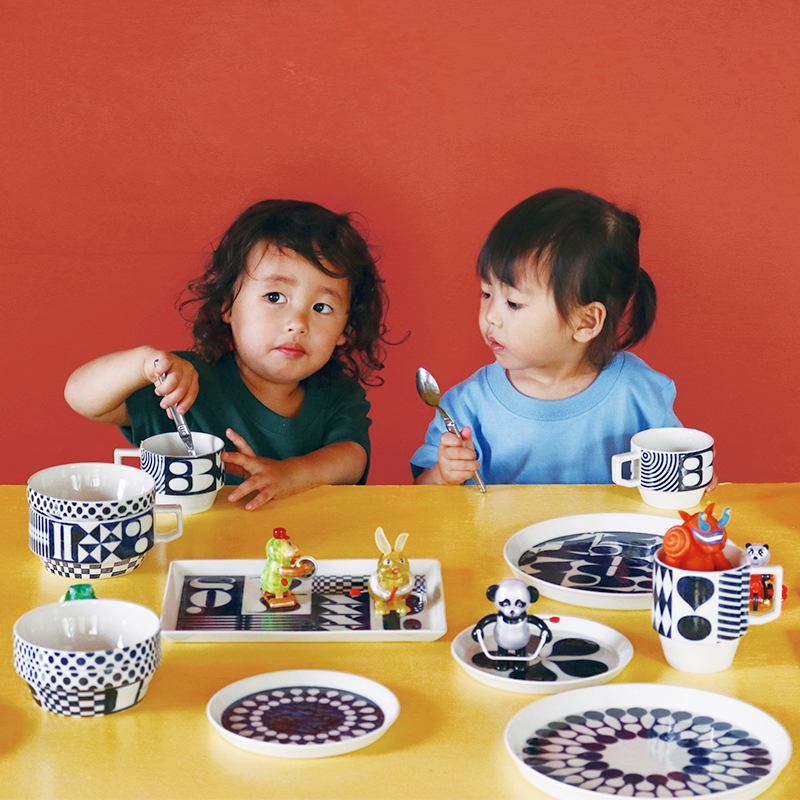 Family Collection SEASON 01 プレート ミニ