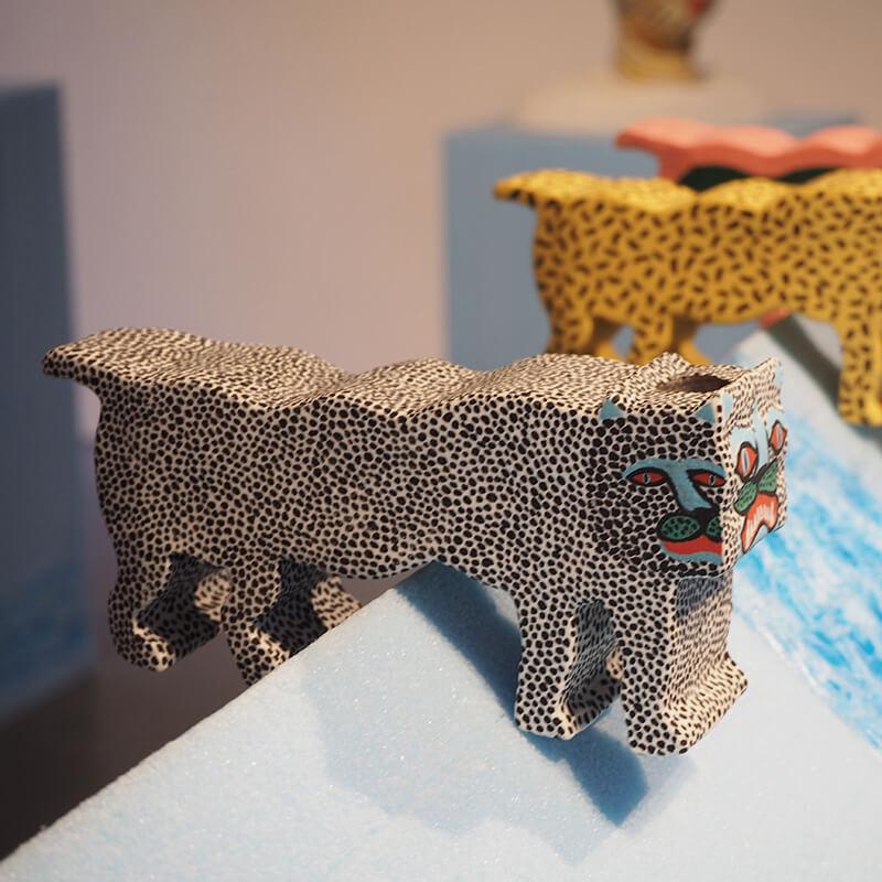 ArtWork 2017F フエプー サイケキャット
