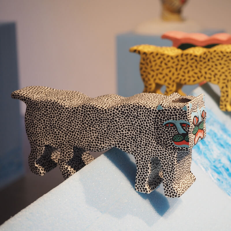 ArtWork 2017F フエプー タイガー