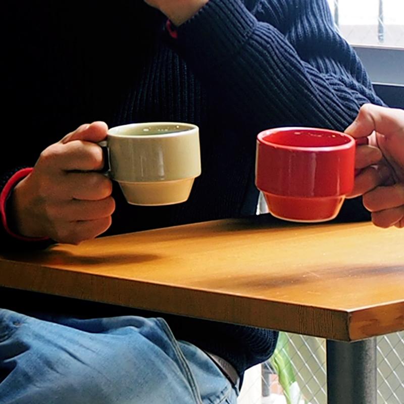 【ストア限定】 SEASON 01 ブロックマグ2個 & コーヒー豆