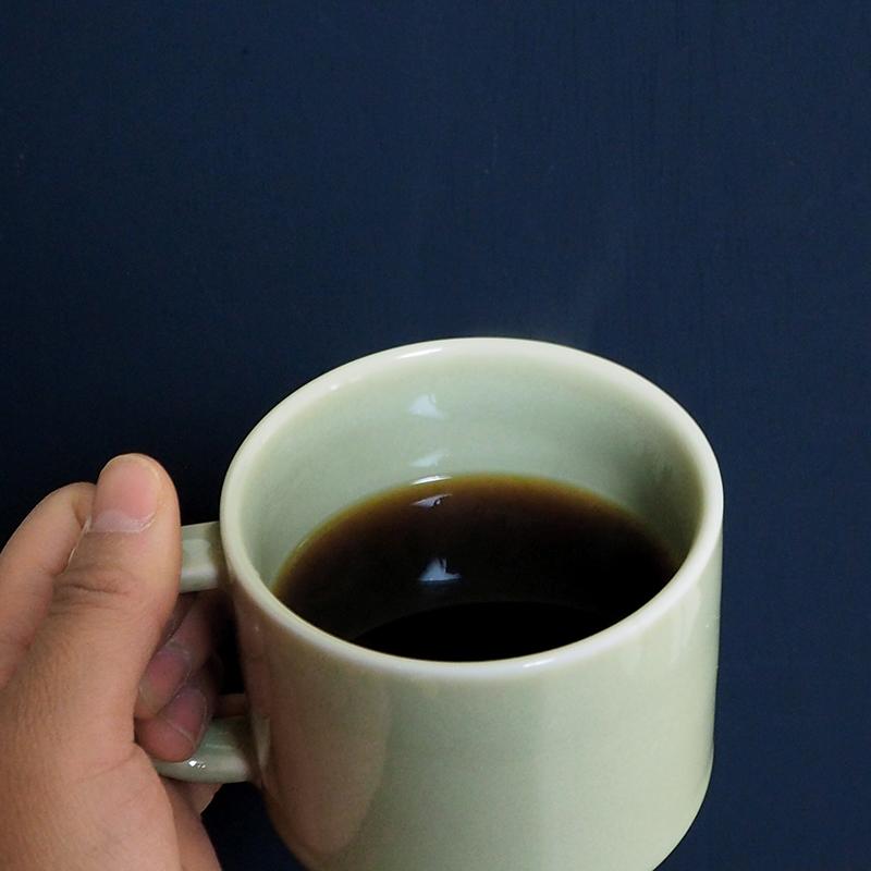 【ストア限定】 SEASON 01 ブロックマグ ビッグ2個 & コーヒー豆