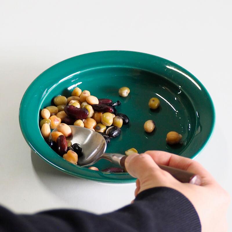 【ストア限定】 もぐもぐごっくん リム深皿