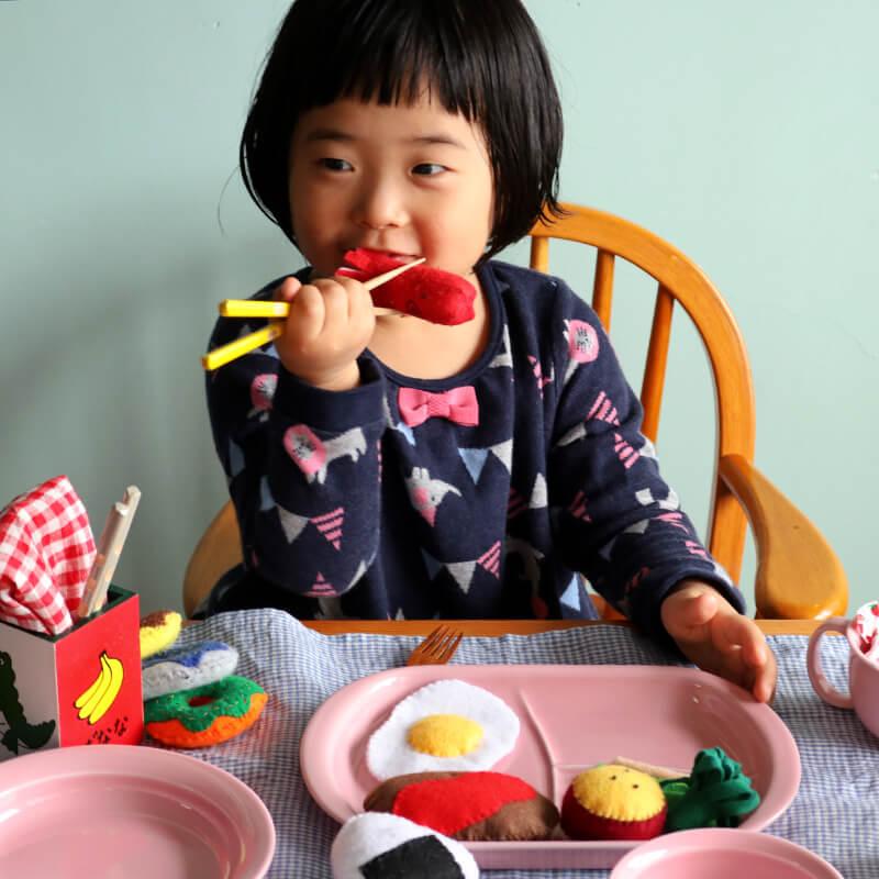 【ストア限定】 もぐもぐごっくん 仕切り皿