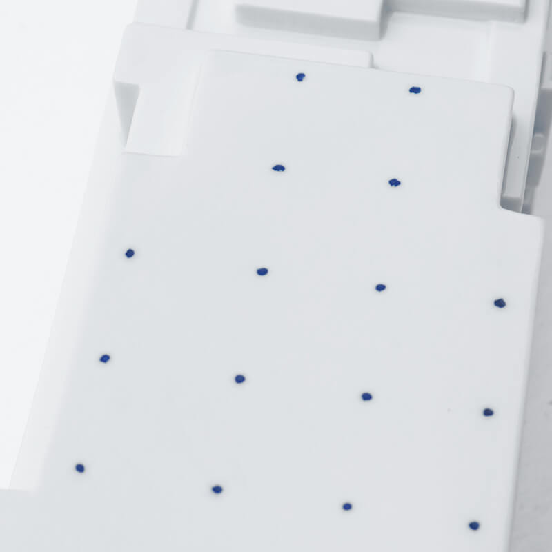 【限定生産】 ArtWork Blue & White VASE 点