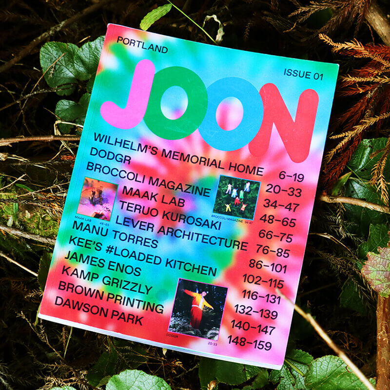 JOON Magazine ISSUE01
