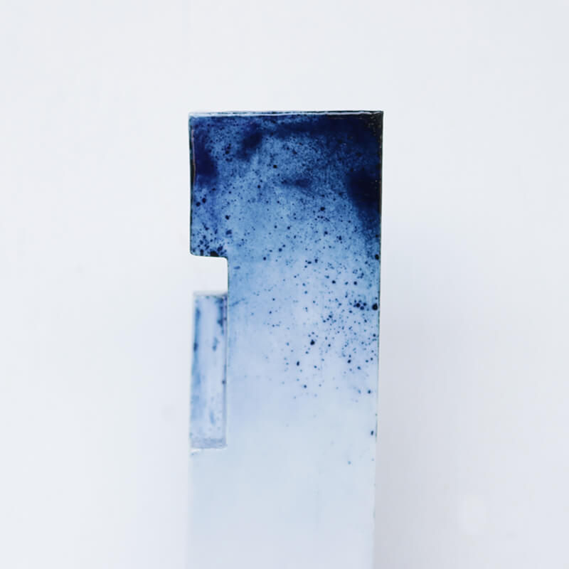 【SOLD OUT】 ArtWork Blue & White TOY 吹